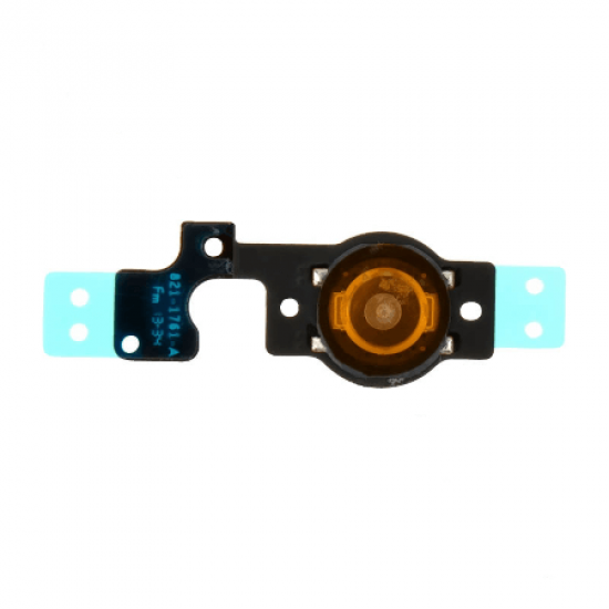 FOR APPLE IPHONE 5C HOME BUTTON FLEX