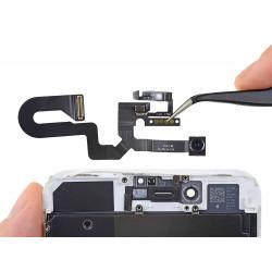 For iPhone 8 +Front Camera & Proximity Sensor Flex Cable