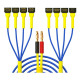 MECHANIC IBOOT AD 8 IN 1 SUPER BOOT LINE DC POWER SUPPLY CABLE FOR ANDROID PHONE