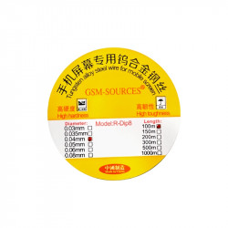 0.04MM CUTTING WIRE 100 METER