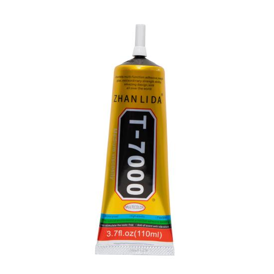 T-7000 GLUE 110ML BLACK ADHESIVE