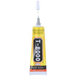 T-8000 GLUE 50ML CLEAR ADHESIVE