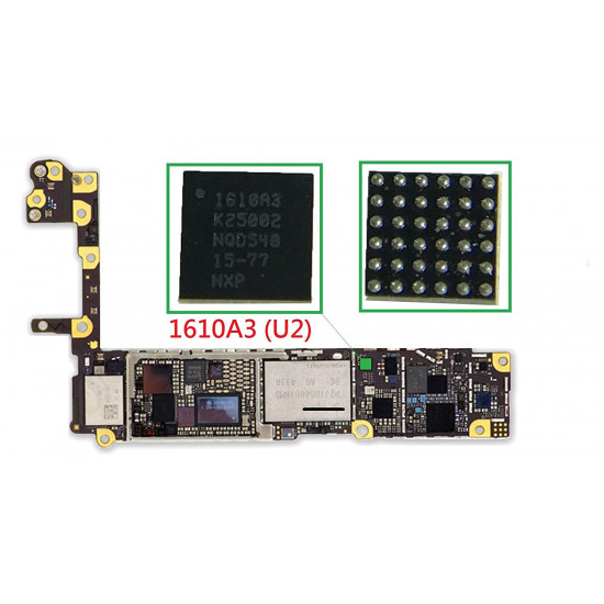 CHARGING IC 1610A3 FOR IPHONE 6S