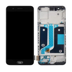 LCD WITH TOUCH SCREEN FOR ONE PLUS 5 WITH FRAME - NICE (TFT)