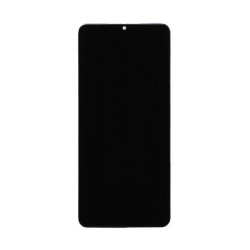 LCD WITH TOUCH SCREEN FOR SAMSUNG A12 WITH FRAME - ORIGINAL