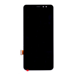 LCD WITH TOUCH SCREEN FOR SAMSUNG A8 PLUS/A73 (OLED) - ORIGINAL
