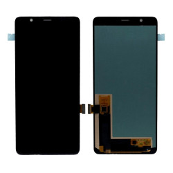 LCD WITH TOUCH SCREEN FOR SAMSUNG A8 STAR/G8850 (OLED) - ORIGINAL