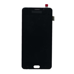 LCD WITH TOUCH SCREEN FOR SAMSUNG A920 OLED WITH FRAME - ORIGINAL