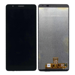 LCD WITH TOUCH SCREEN FOR SAMSUNG M01 CORE - ORIGINAL