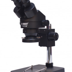 ABEST K-470 AIR (7X-45X) BINOCULAR STEREO MICROSCOPE WITHOUT CAMERA OPTION WITH LED ADJUSTABLE LIGHT EXCLUSIVE QUALITY