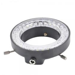 MICROSCOPE RING LIGHT WITH 56 BRIGHTNESS ADJUSTABLE LED BULB