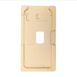 ALUMINIUM MOULD WITH SILICONE MAT MOLD LAMINATOR FOR IPHONE 11/XR