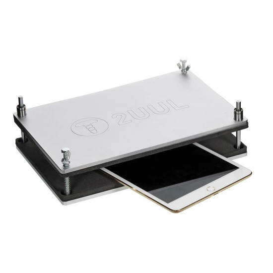 2UUL OVERSIZE PRESS CLAMP FOR PHONE PAD GLASS REPLACEMENT