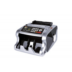 GOBBLER GB-8888-E MIX NOTE VALUE COUNTING BUSINESS-GRADE MACHINE FULLY AUTOMATIC CASH COUNTER WITH FAKE DETECTION