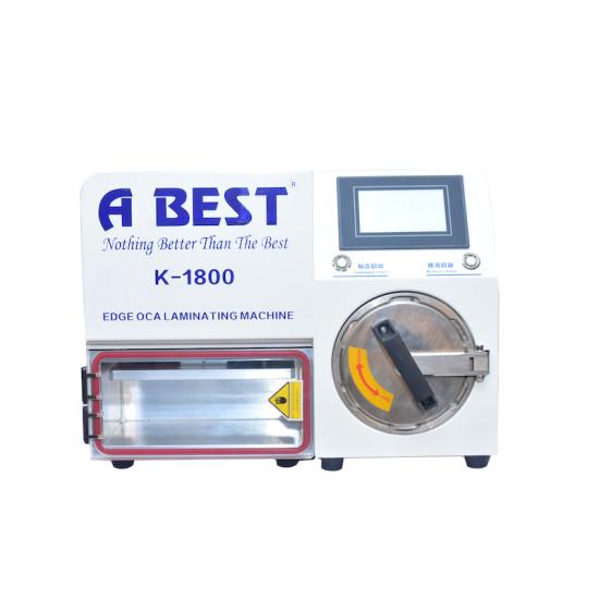 ABEST K-1800 ALL IN ONE EDGE OCA LAMINATING MACHINE.