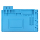 501 ANTISTATIC SILICON BLUE MAT