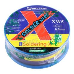 MECHANIC XW I SOLDERING X SERIES SOLDERING WIRE 0.5MM