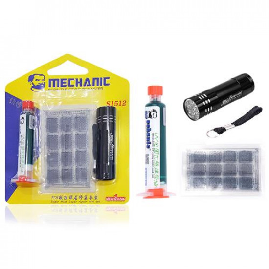 MECHANIC S1512 SOLDER MASK LAYER REARING TOOLS