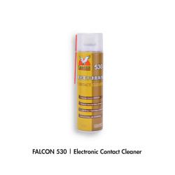 FALCON 530 ELECTRONIC CONTACT CLEANER X 3