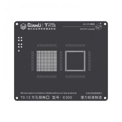 A9 CPU MODULE BGA REBALLING WHITE STENCILS