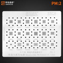 PM -2 SERIES POWER IC BGA REWORK REBALLING STENCILS
