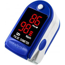 Pulse Oximeter LK87 (Blue, White)